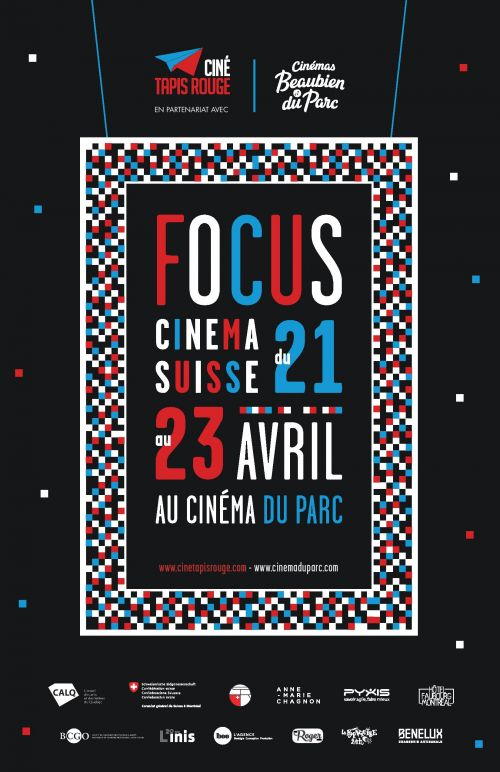Ciné Tapis Rouge presents: FOCUS ON SWITZERLAND CINEMA