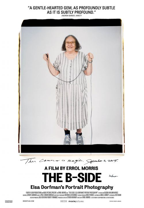 THE B-SIDE: ELSA DORFMAN\'S PORTRAIT PHOTOGRAPHY