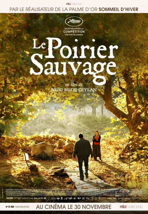 Le poirier sauvage (STF)