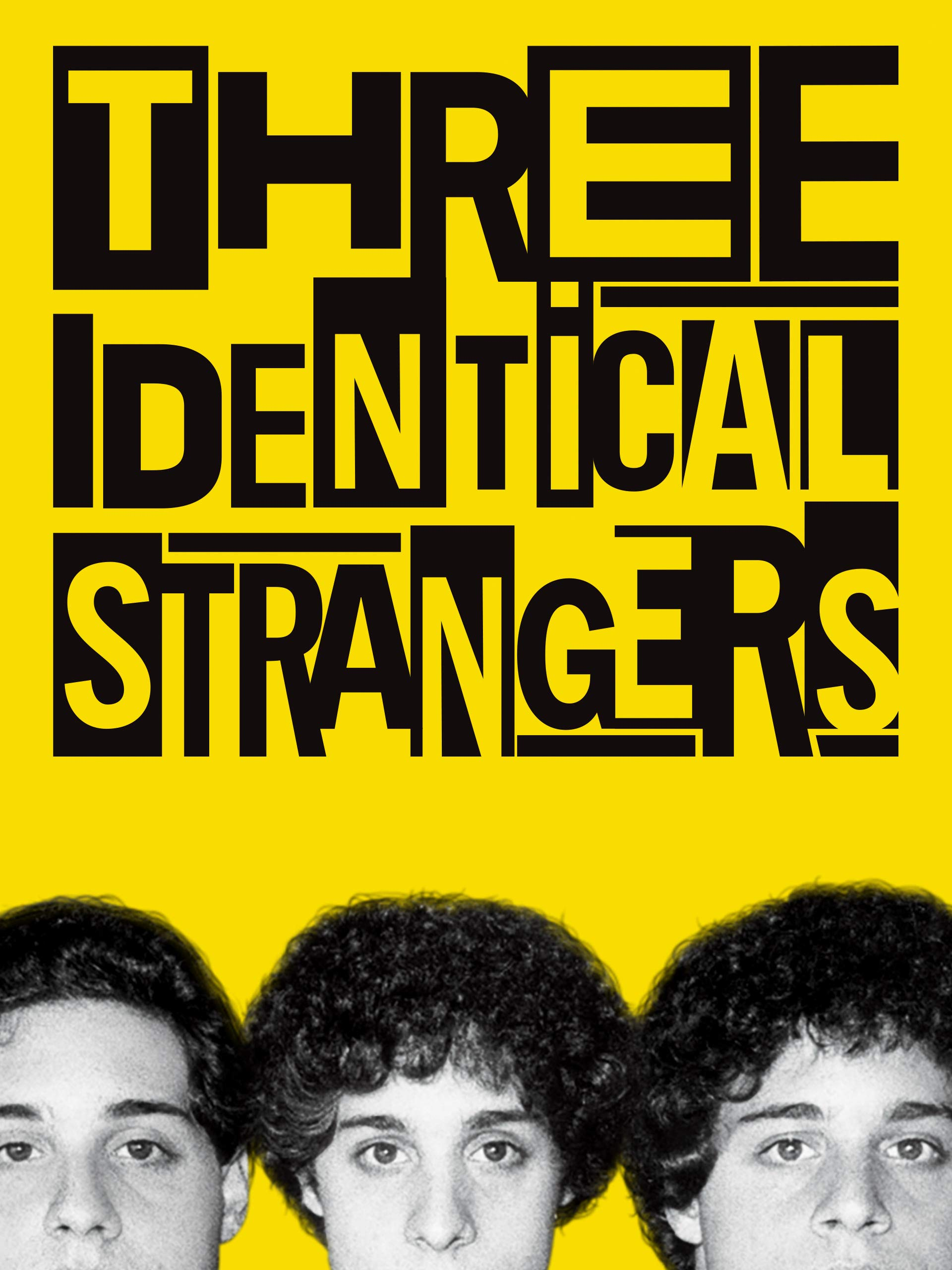 CinéclubPsy présente:Three Identical Stangers(STF)