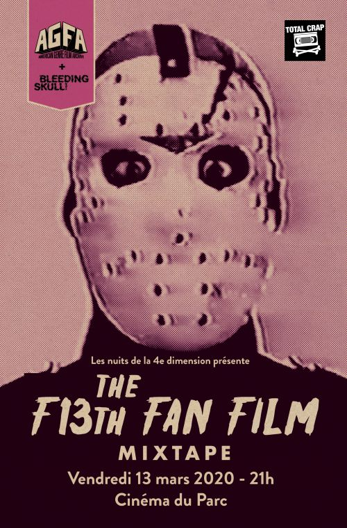 THE F13TH FAN FILM MIXTAPE