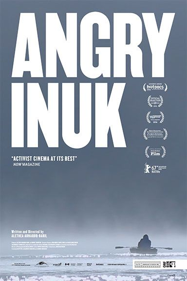 ANGRY INUK (STA)