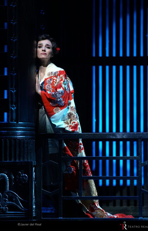Cinéspecacle: Madama Butterfly (Teatro Madrid)