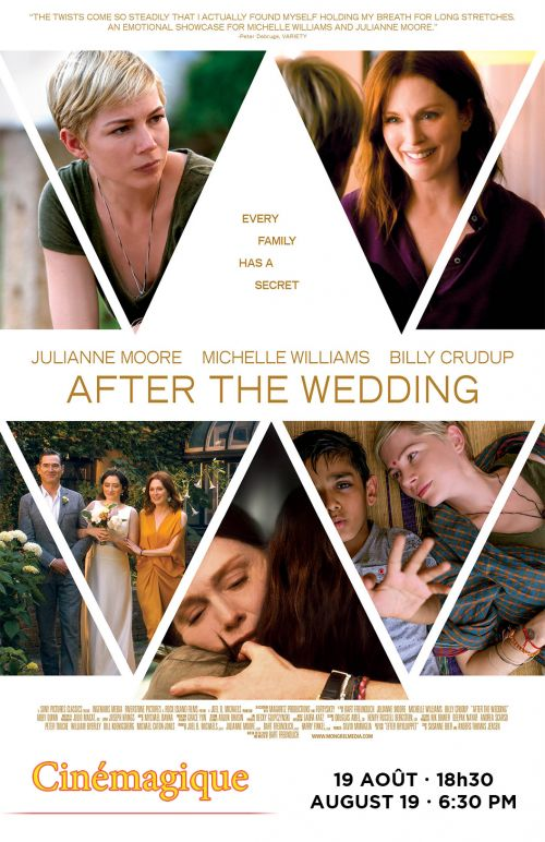 Cinémagique: After the Wedding