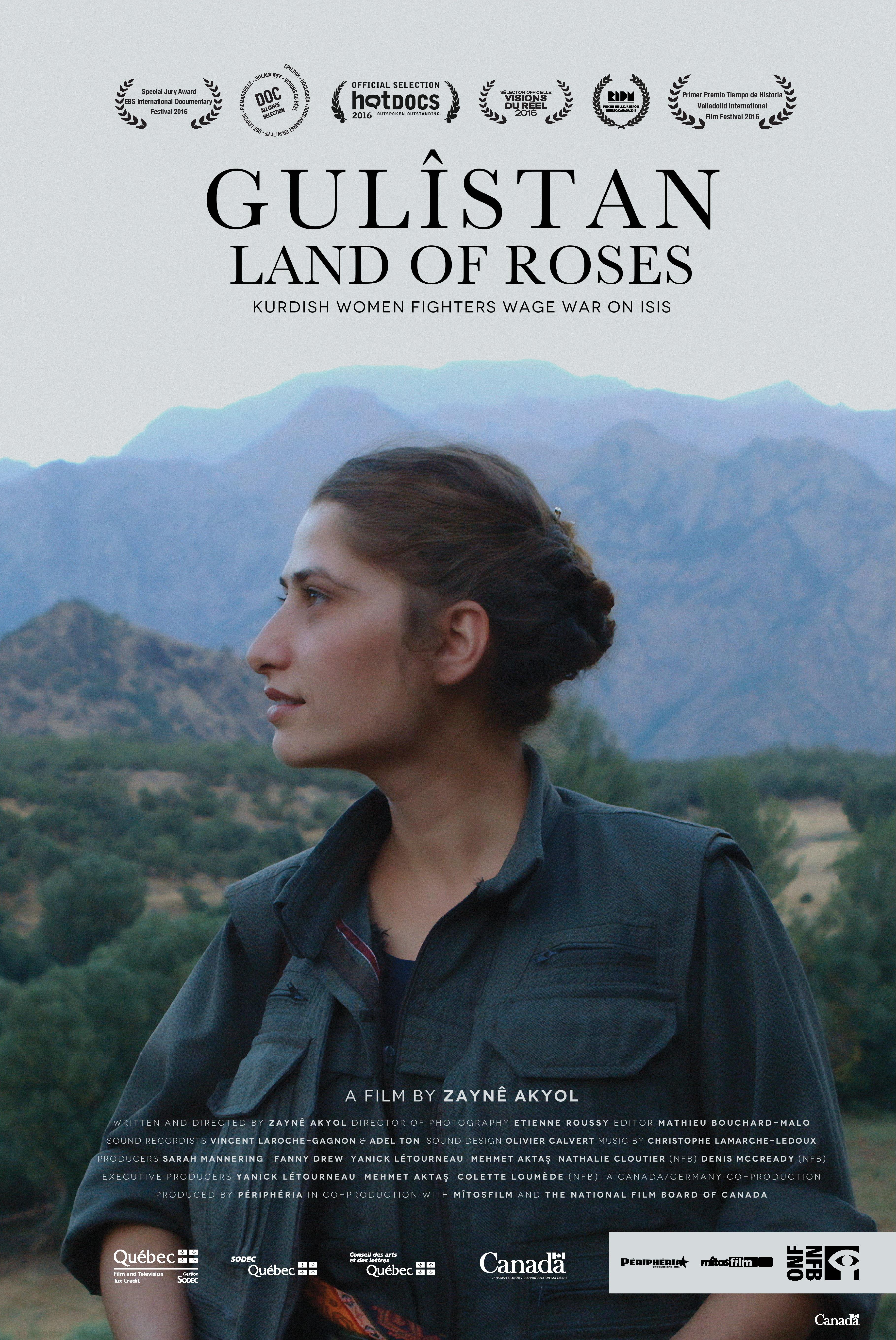 GULISTAN, LAND OF ROSES (STA)