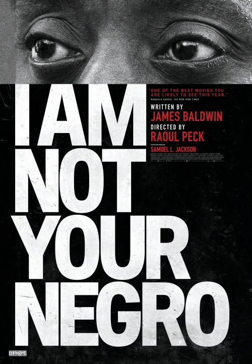 I AM NOT YOUR NEGRO (STF)