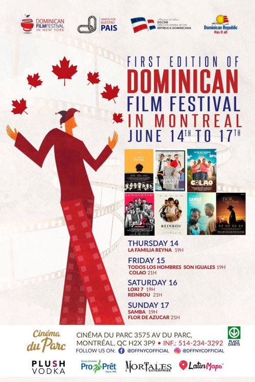 Dominican Film Festival in Montreal