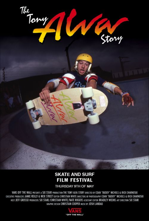The Tony Alva Story (STF)