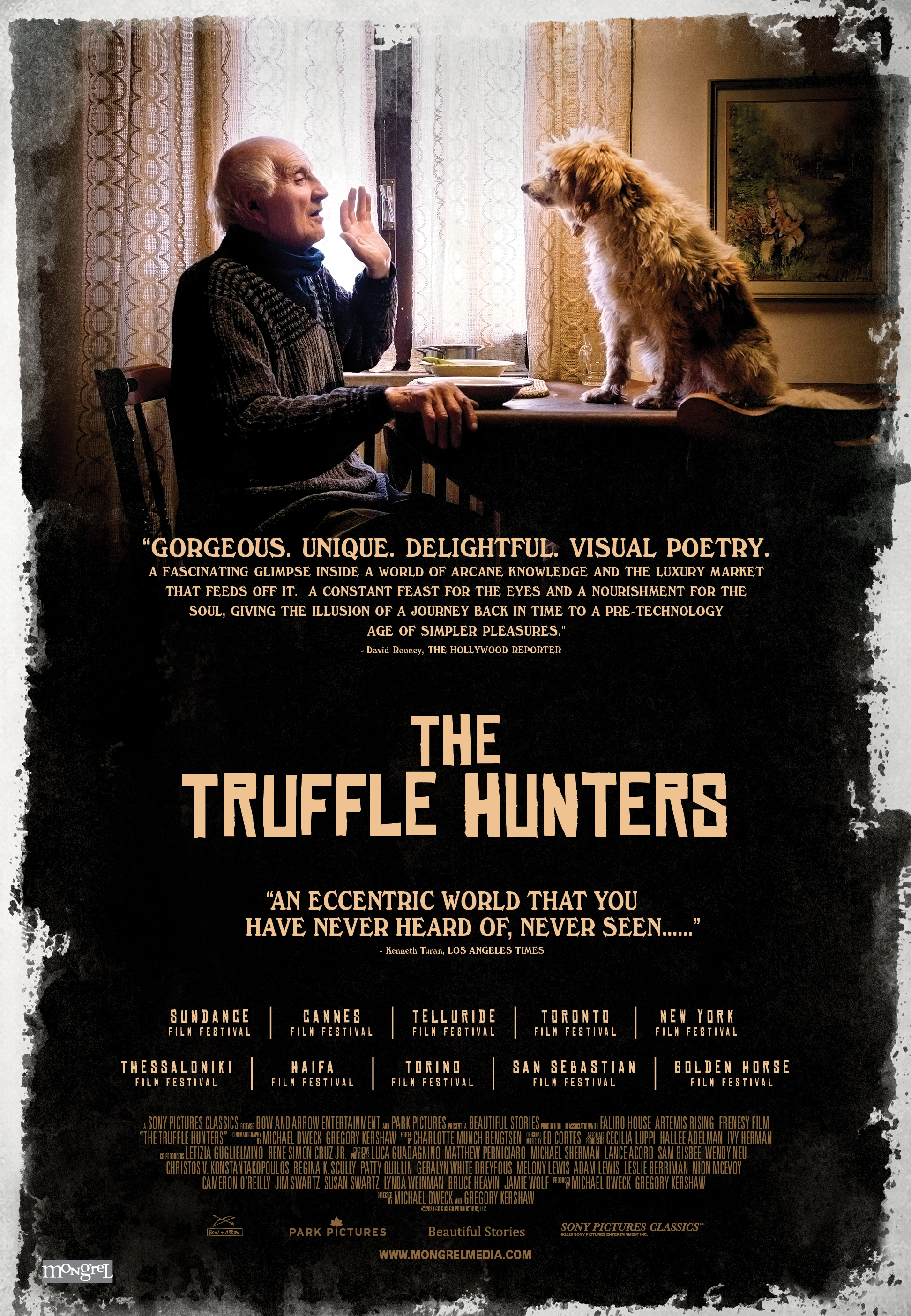 THE TRUFFLE HUNTERS (EST)