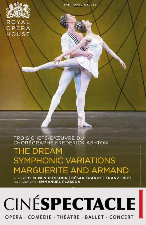 THE DREAM/SYMPHONIC VARIATIONS/MARGUERITE & ARMAND