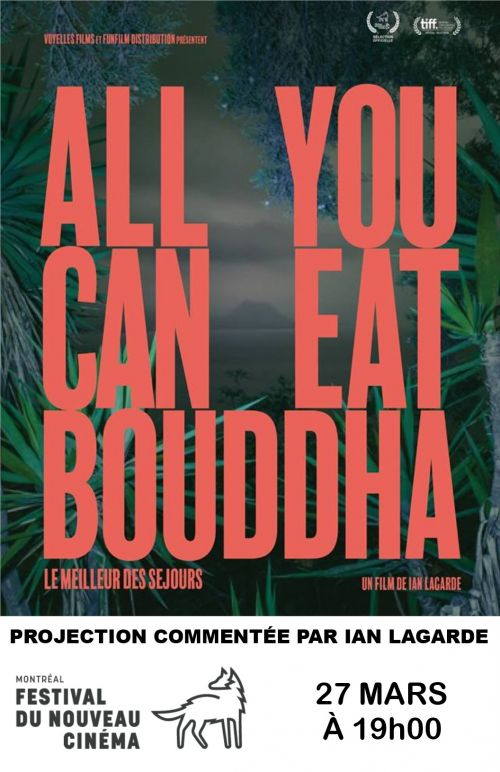 FNC présente All You Can Eat Bouddha