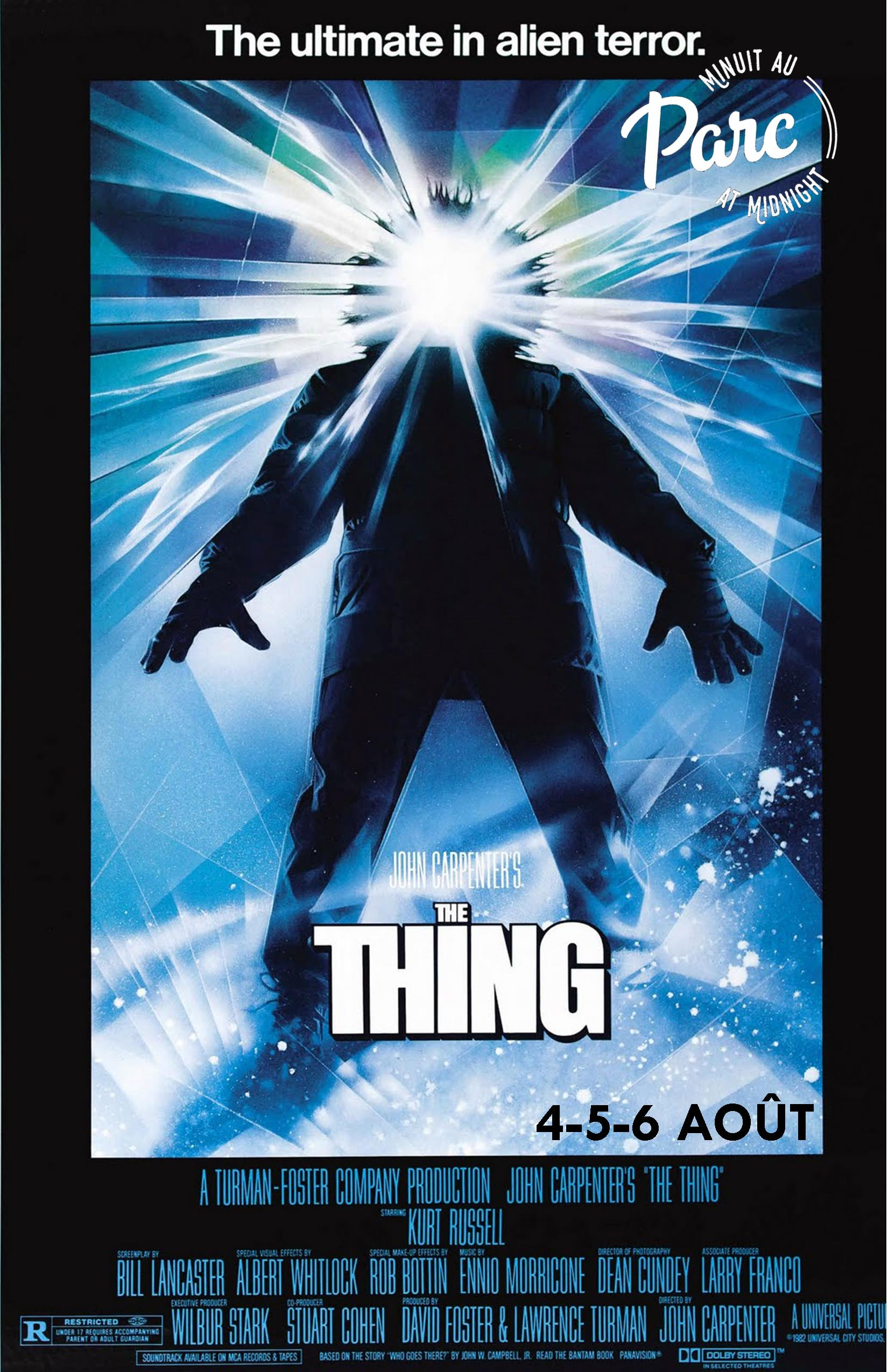 PARC AT MIDNIGHT: THE THING