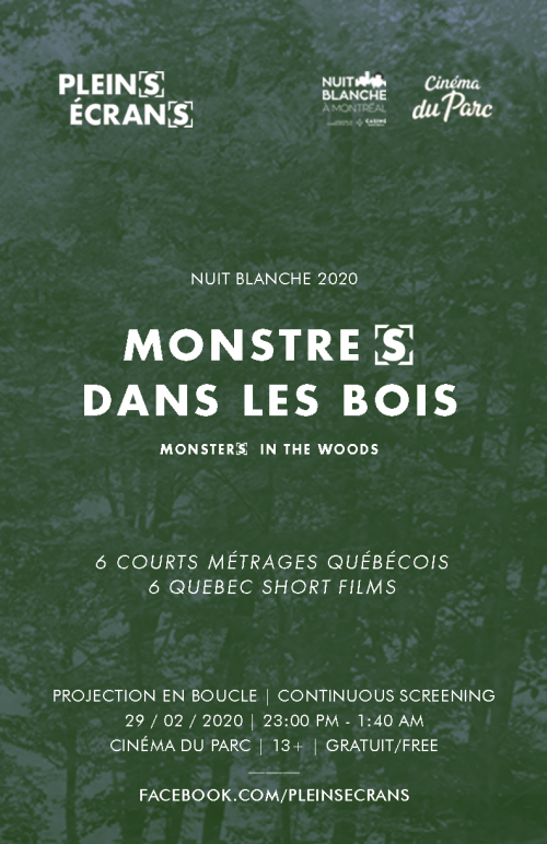 NUIT BLANCHE 2020