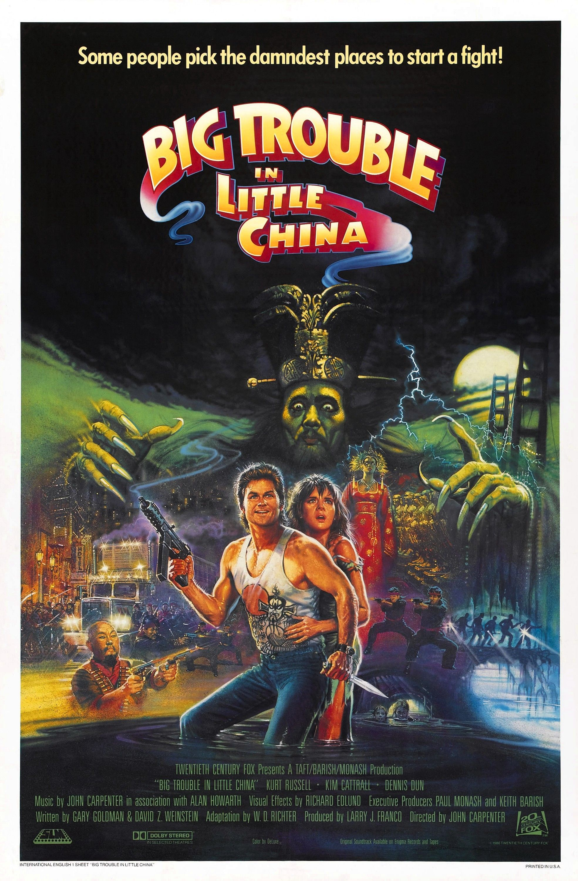 PARC AT MIDNIGHT: BIG TROUBLE IN LITTLE CHINA