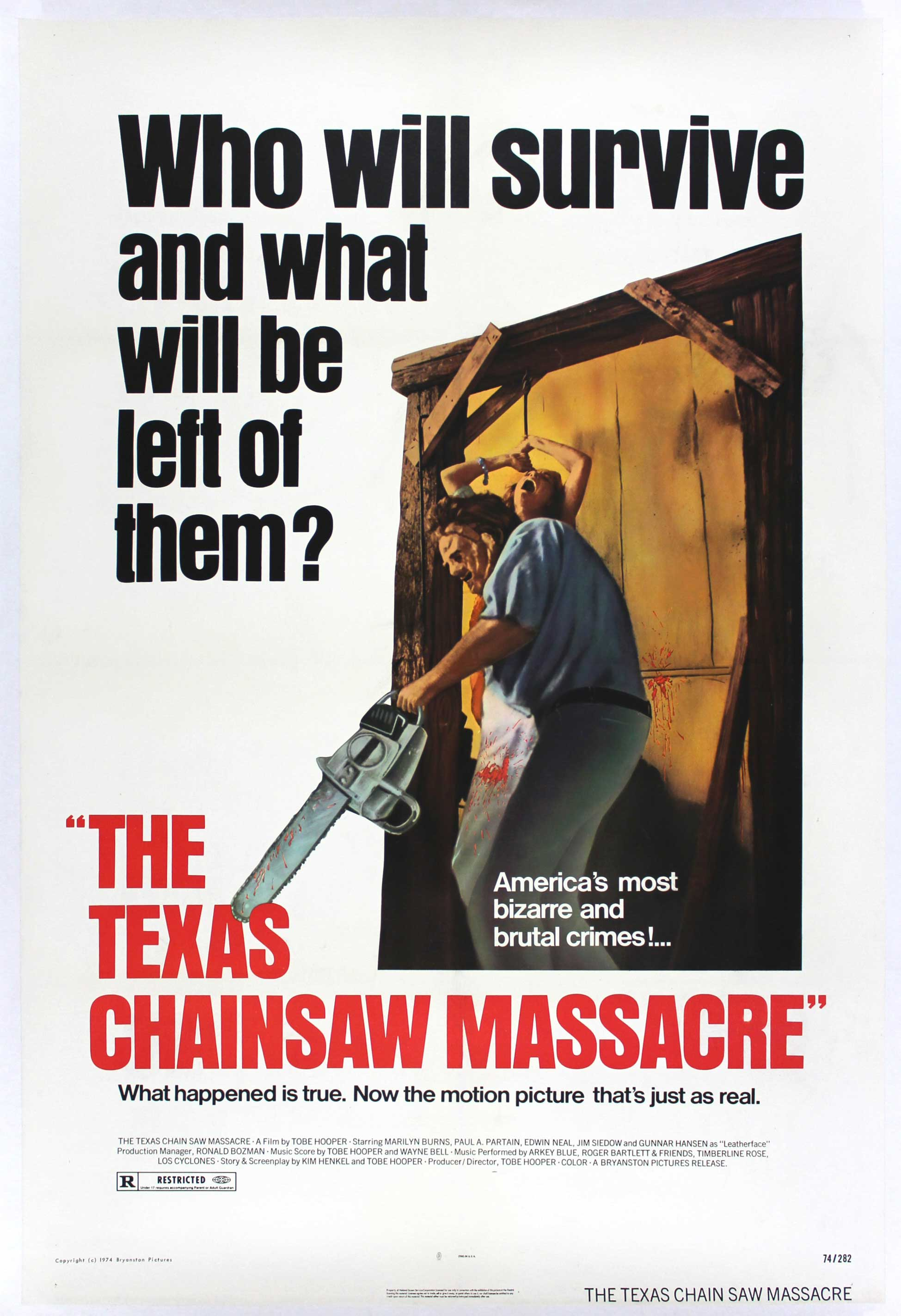 The Texas Chain Saw Massacre