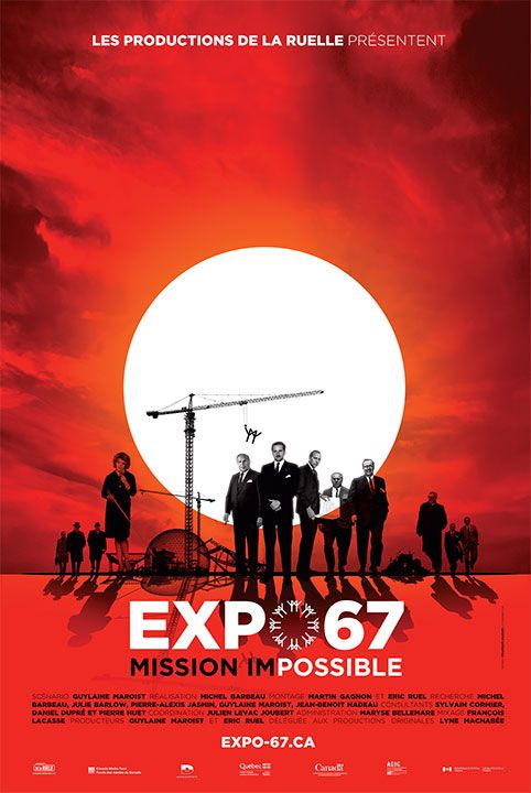 EXPO 67 MISSION IMPOSSIBLE (VF)