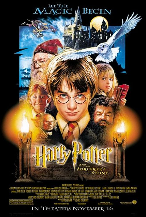 Matins au Parc:HarryPotter and the SorcerersStone