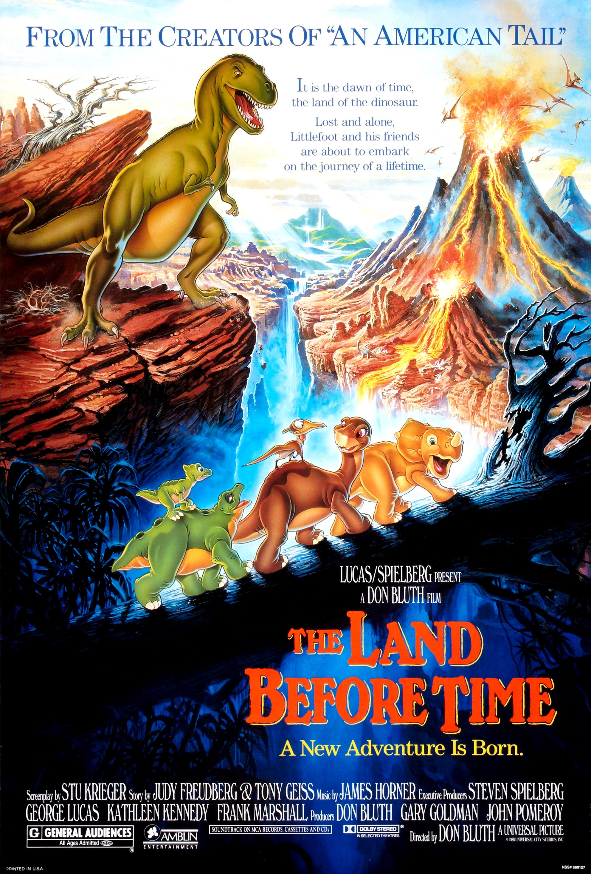 Matins au Parc: The Land Before Time
