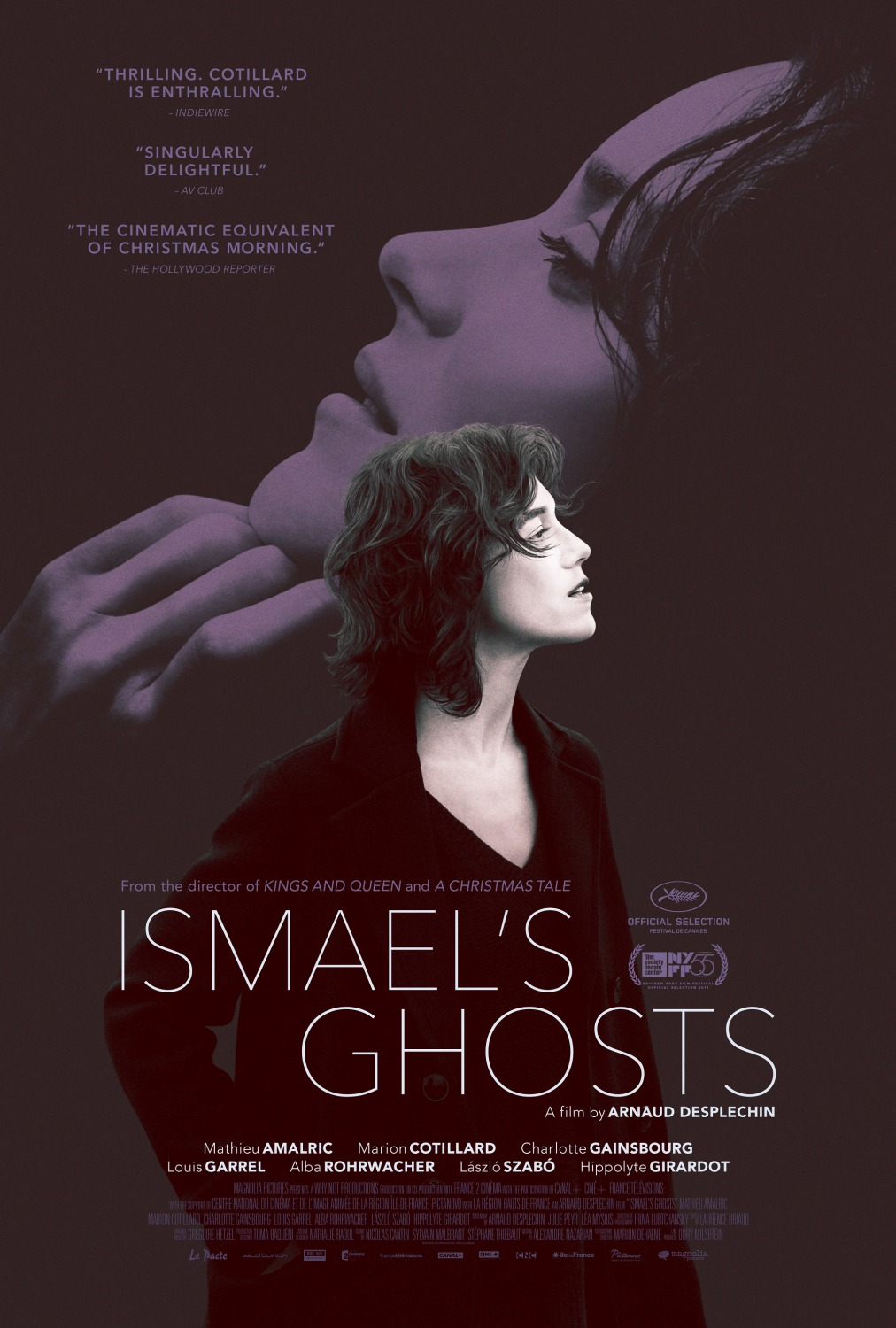 ISMAEL'S GHOSTS (EST)