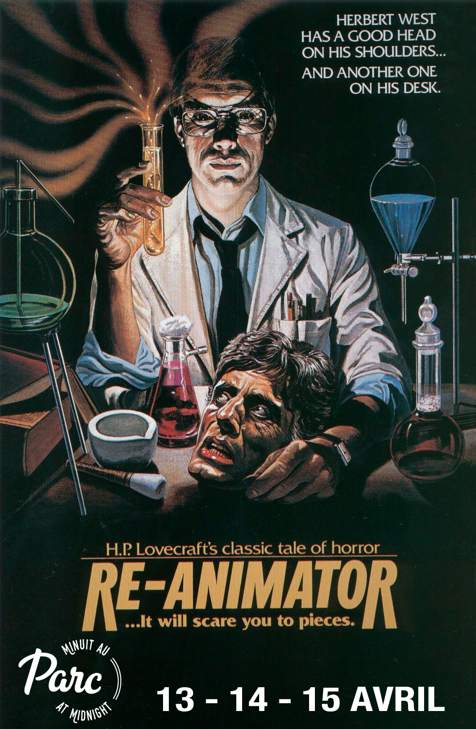 PARC AT MIDNIGHT: RE-ANIMATOR