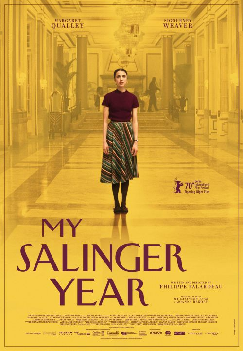 MY SALINGER YEAR (STF)