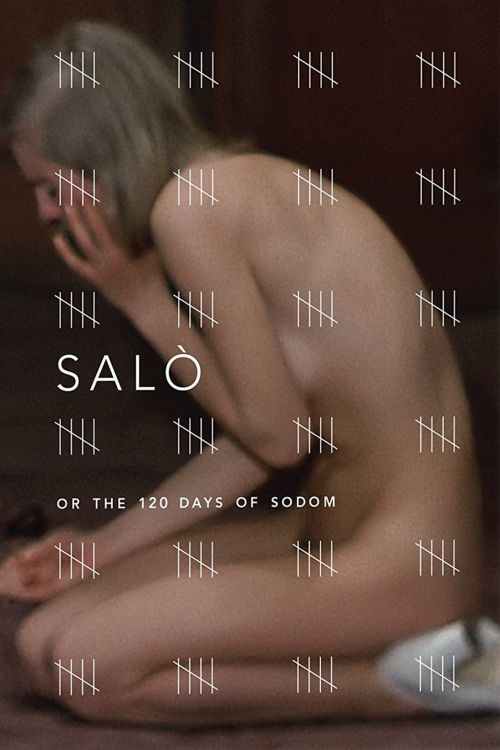 Minuit au Parc:Salo or the 120 Days of Sodom (STA)