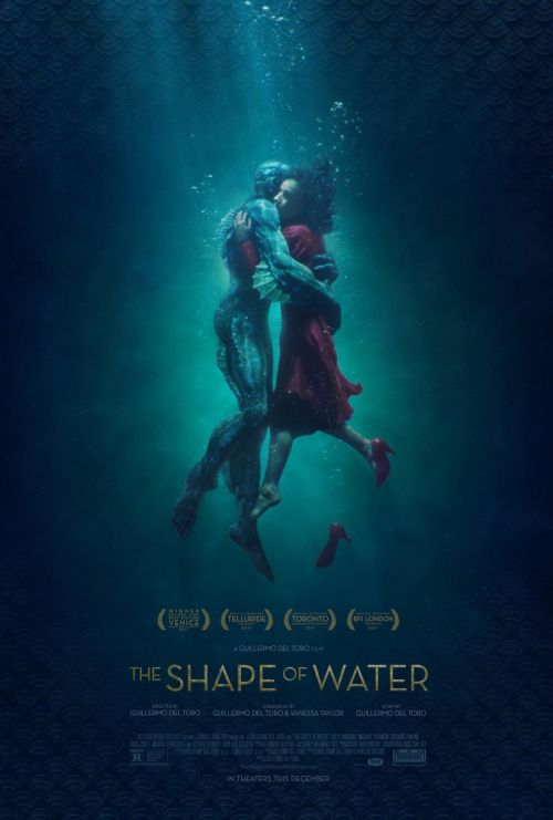 The Shape of Water (STF)