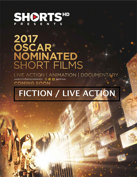 THE OSCAR NOMINATED SHORT FILMS - LIVE ACTION