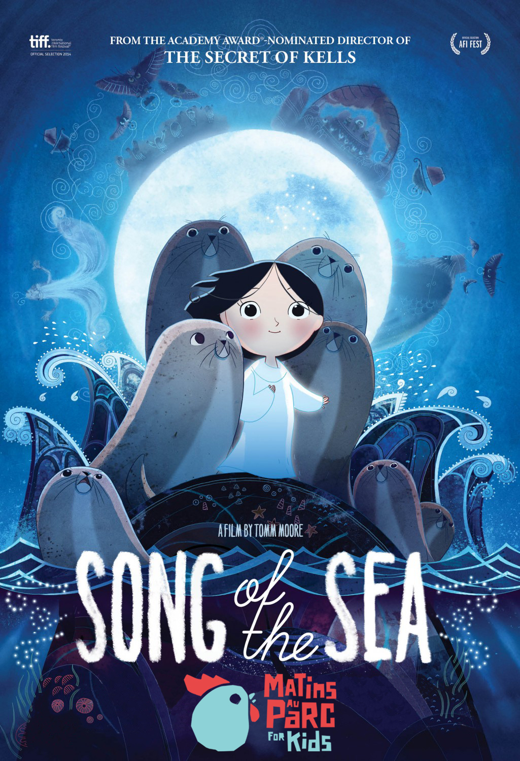 PARC FOR KIDS: SONG OF THE SEA