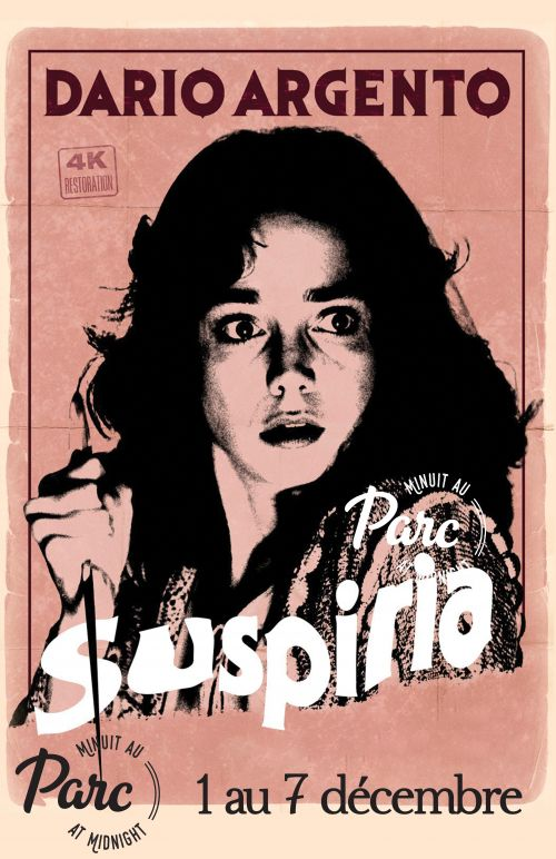 Suspiria 40th Edition