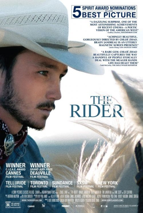The Rider (STF)