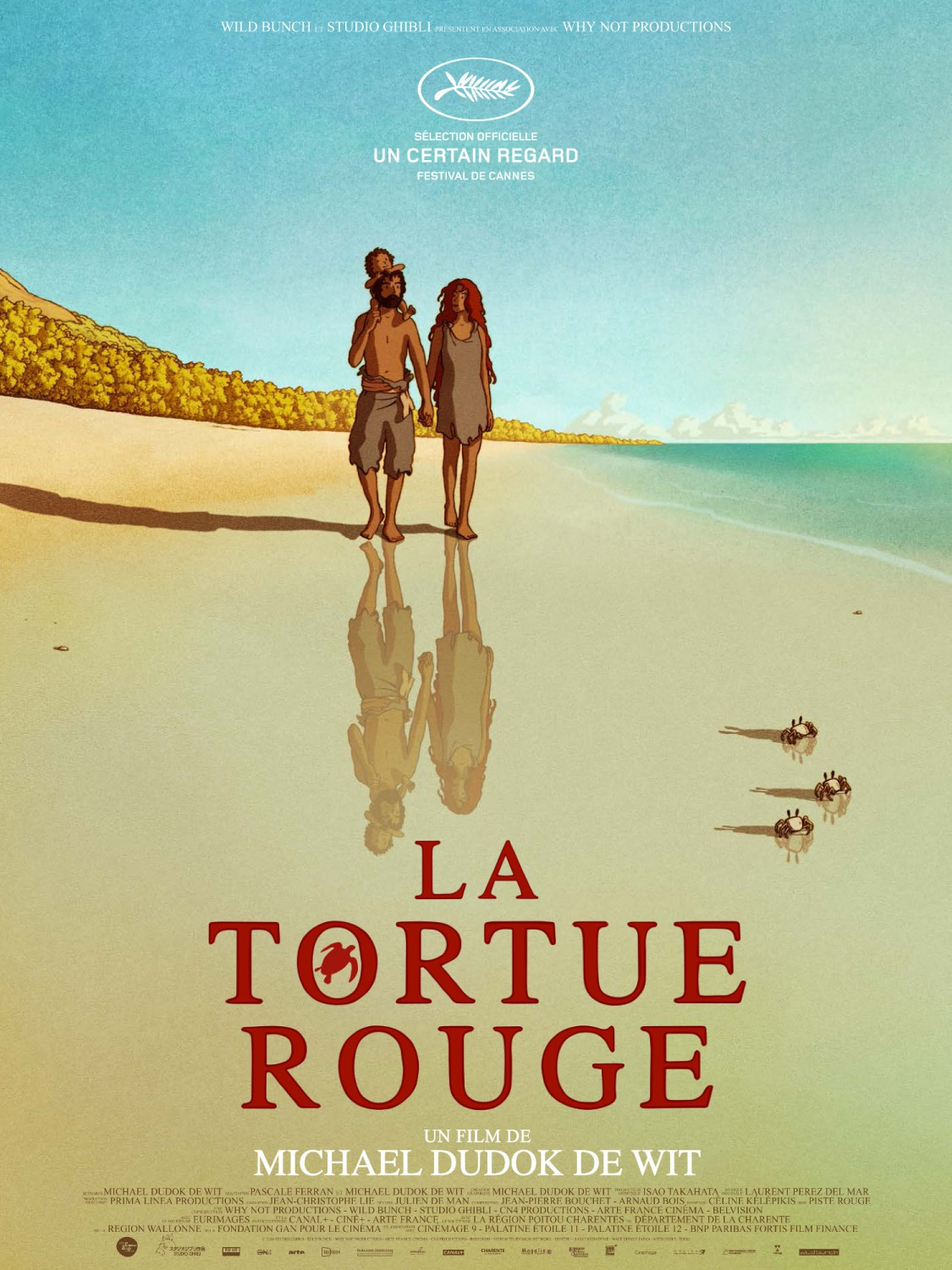 THE RED TURTLE (STA)